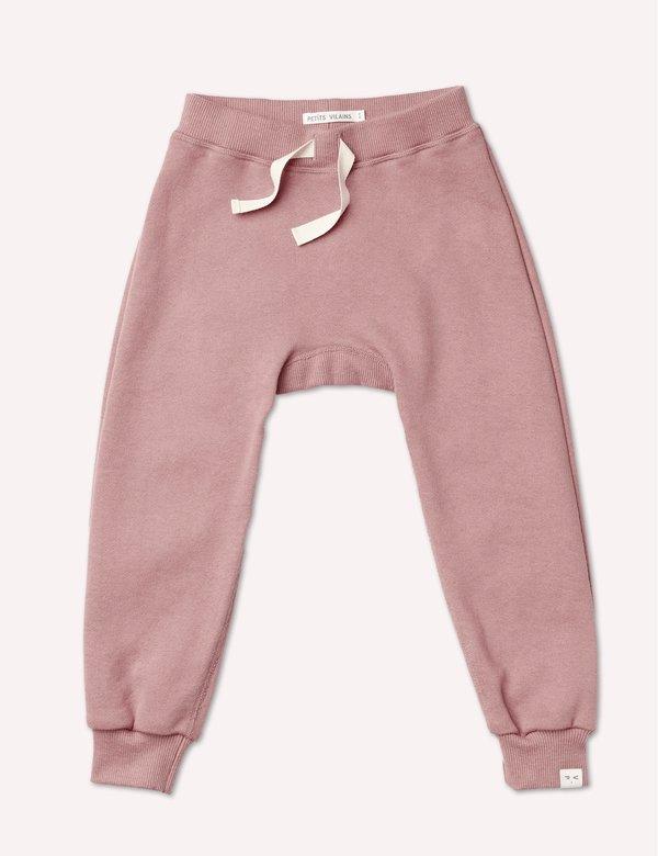 kids Petits Vilains Raphael Cozy Sweatpant - Good Pink