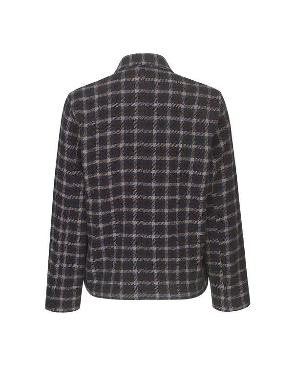 Samsoe & Samsoe Milano Jacket - Mole Check
