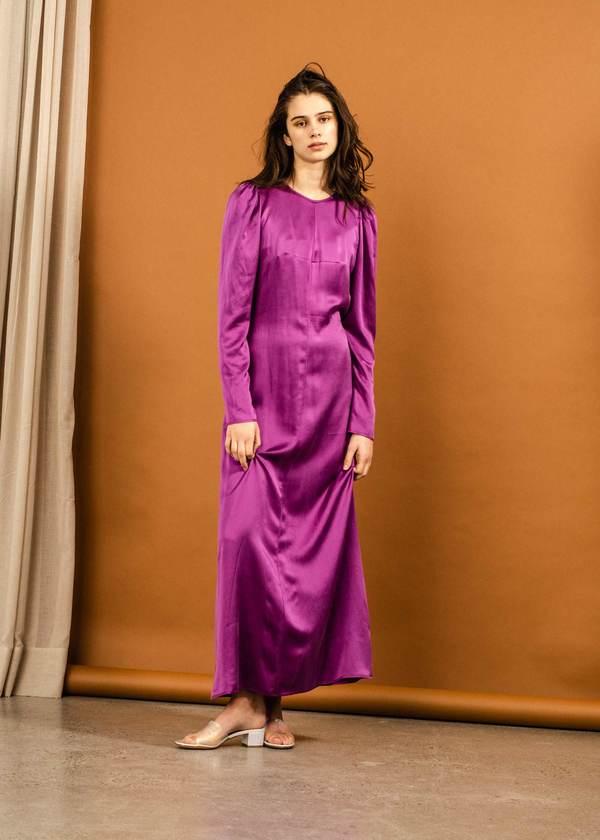 Not specified Mena Dress (Princess Purple Sample)