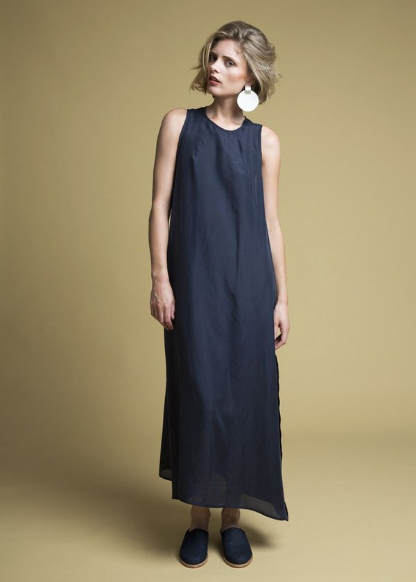 Not specified Poolside dress (navy sample)