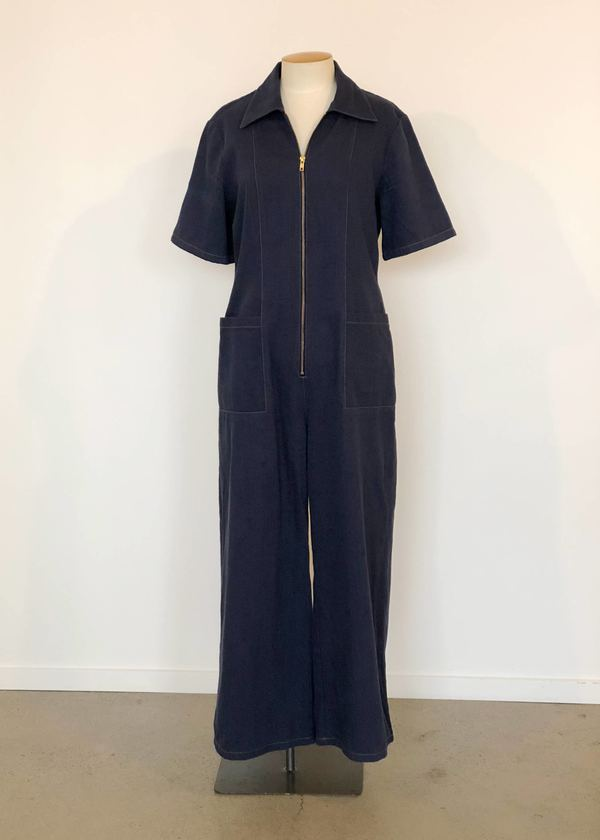 Not specified Sophy Jumpsuit (Blue Sample)