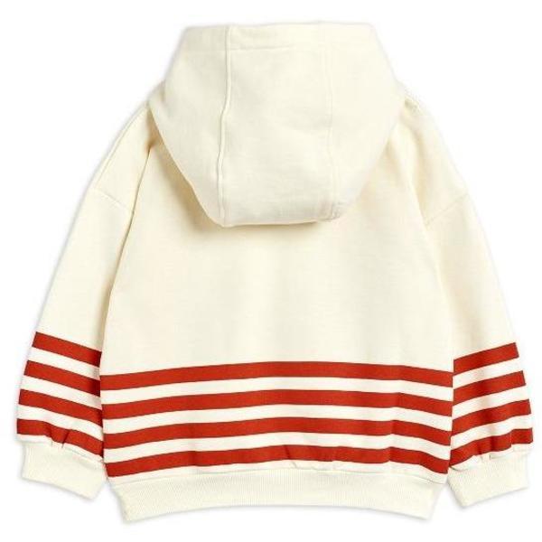 mini rodini E.T. hoodie white