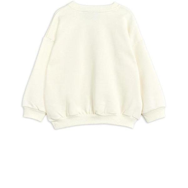 mini rodini E.T. patch sweatshirt offwhite