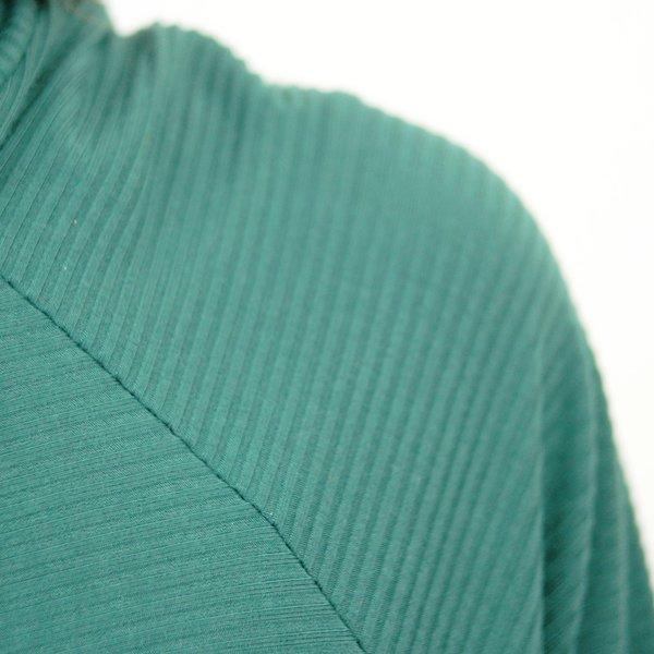 COKLUCH Orion Top - Emerald Rib