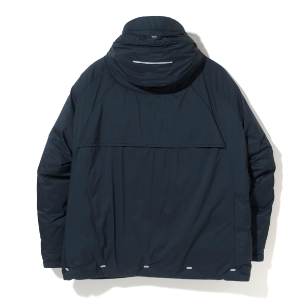 Alk Phenix Dome Jacket (EPIC x DRYSPHERE DOWN) - Steel Blue