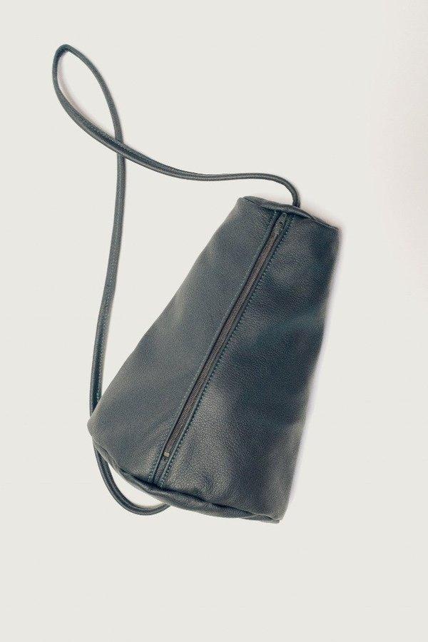 Hannah Emile Prisma Sling Bag - Jade Leather