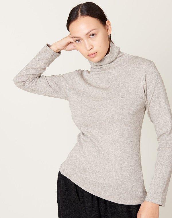 ICHI ANTIQUITES Turtleneck Pullover - Beige