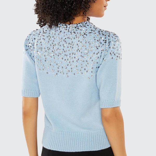 Cinq A Sept Lisa Pullover - CLDYDAY