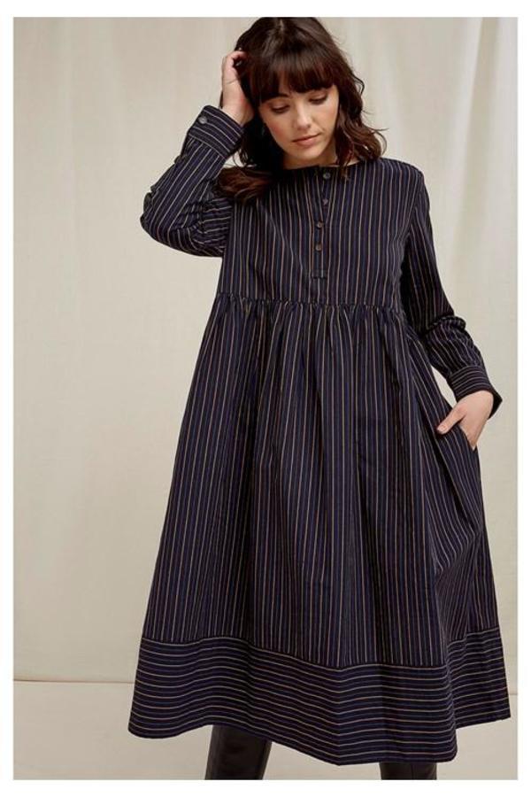 People Tree Freja Dress - Striped