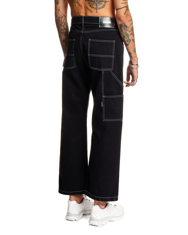 Rassvet (PACCBET) Straight Jeans - Black