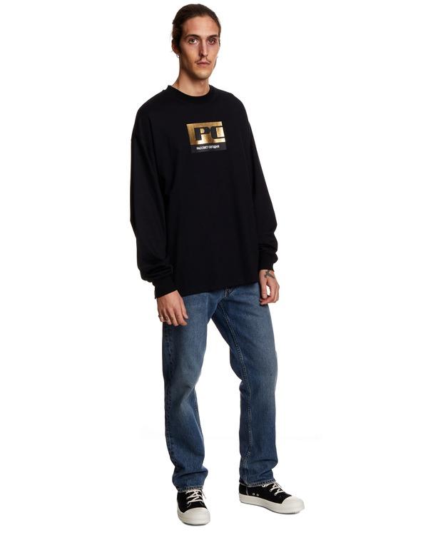 Rassvet (PACCBET) Long Sleeved T-shirt - Black
