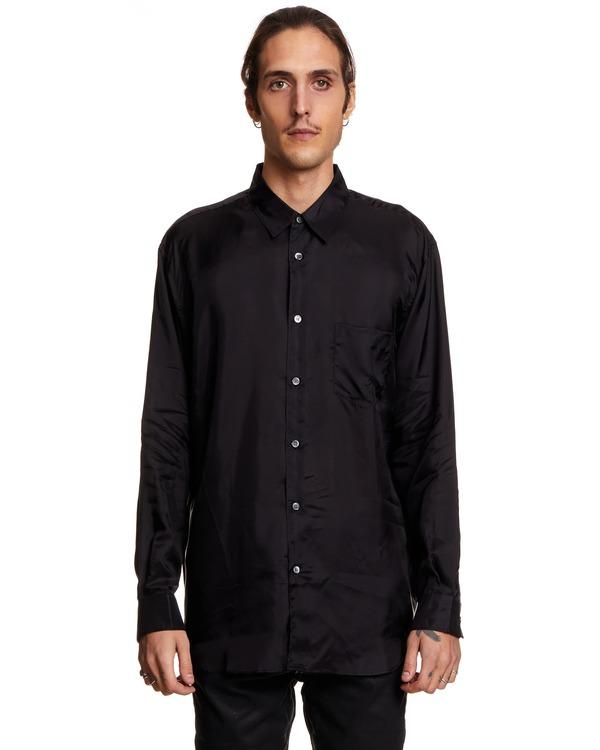 Comme Des Garçons Light Shirt - Black