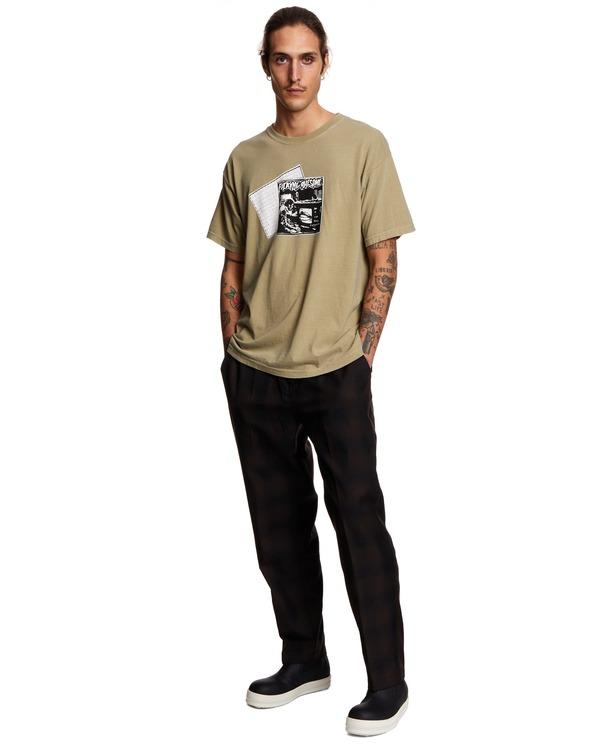 Fucking Awesome T shirt - Khaki