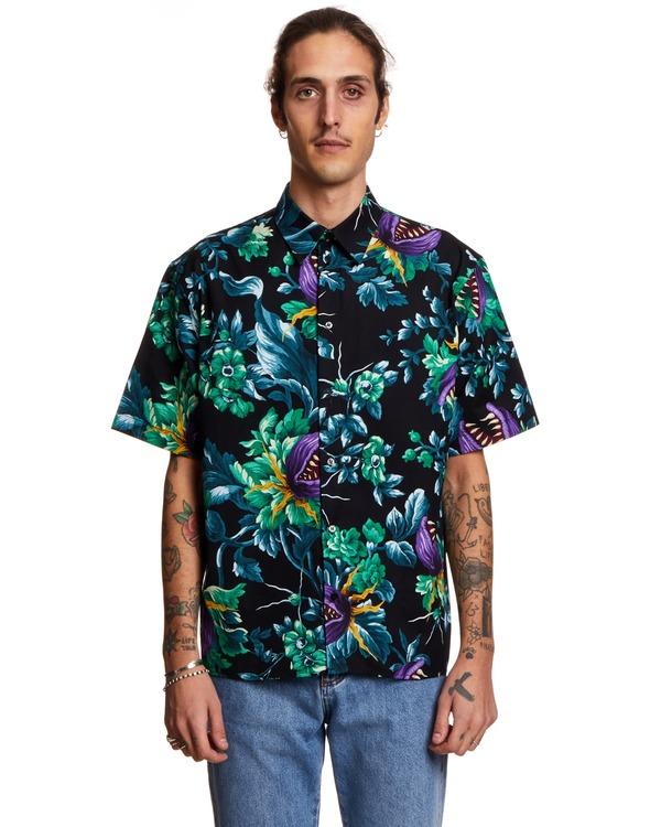 MSGM Flowered Shirt - Multicolor