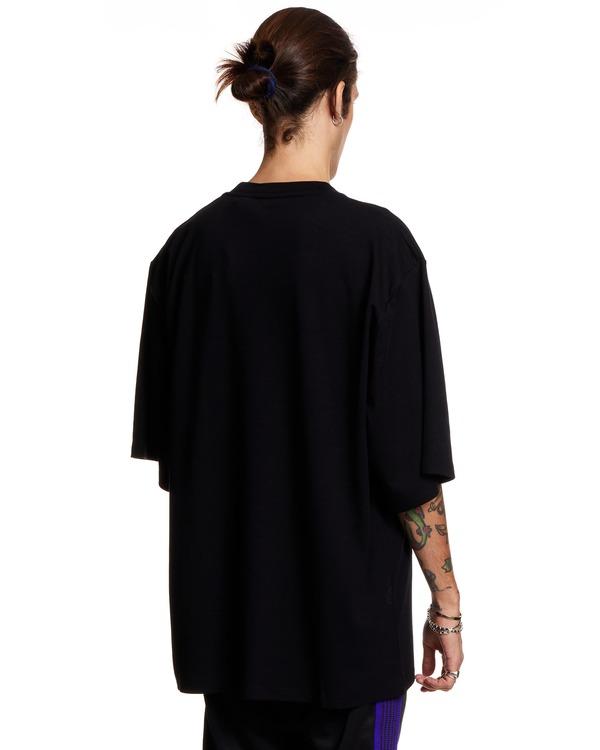 GCDS Over Nascar T Shirt - Black