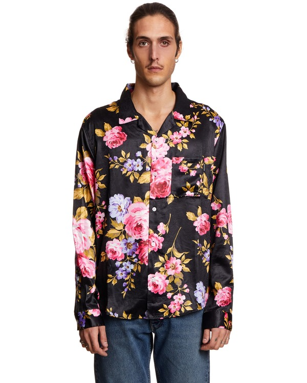 Noon Goons Flowered Shirt - Multicolor