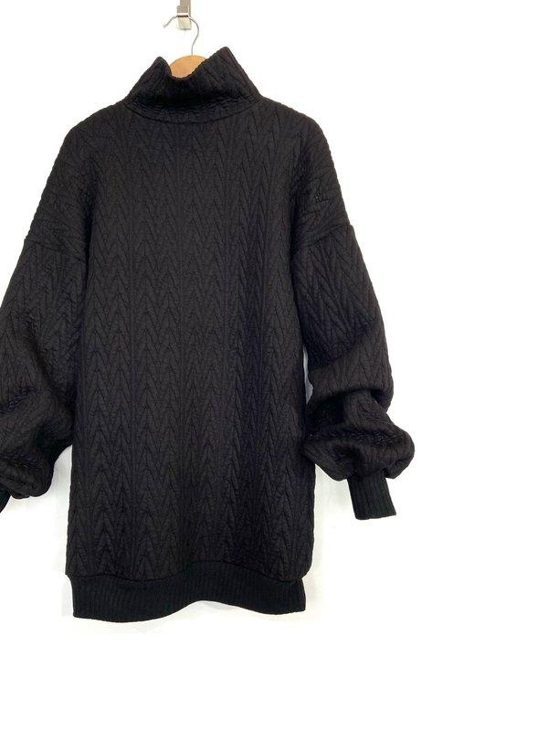 Melow Design Baraka Pullover - Black