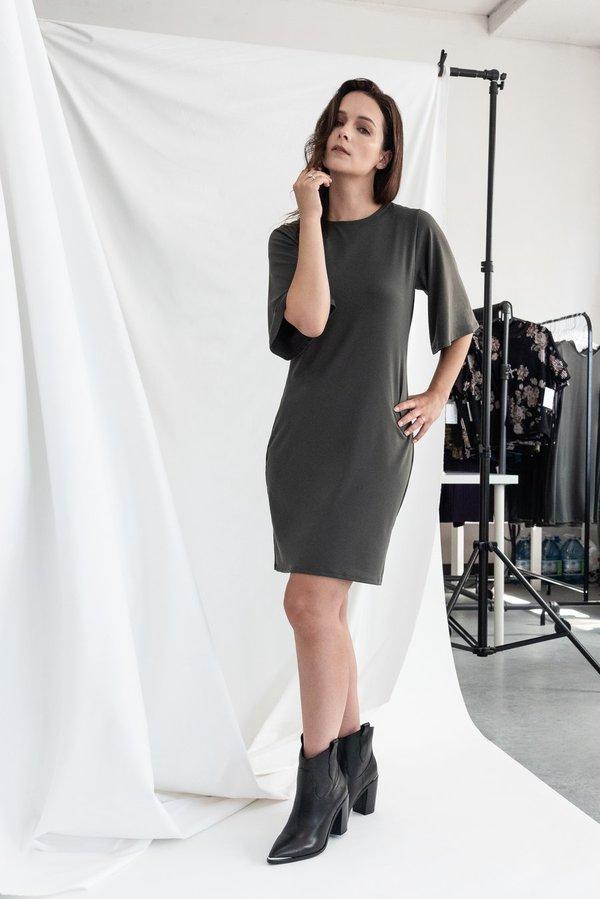 MAS MONTREAL IRENA  dress - Gray