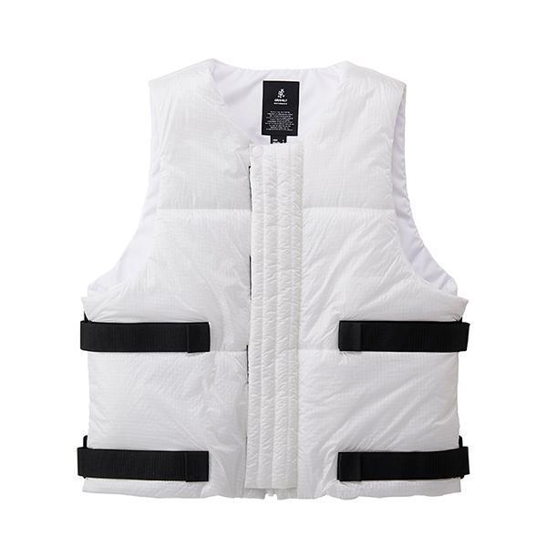 Gramicci Cordura Rip Inner Vest - White