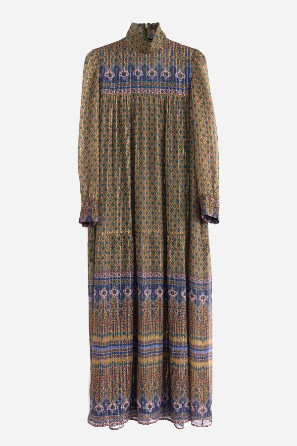 Vanessa Bruno Pavana Dress - Bronze