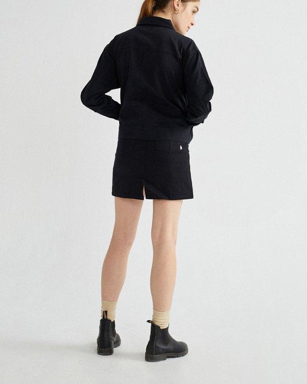 Thinking Mu W Turan Jacket - Black