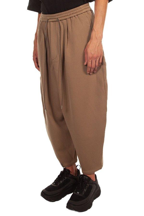 JOE CHIA Relaxed Trousers - Sand