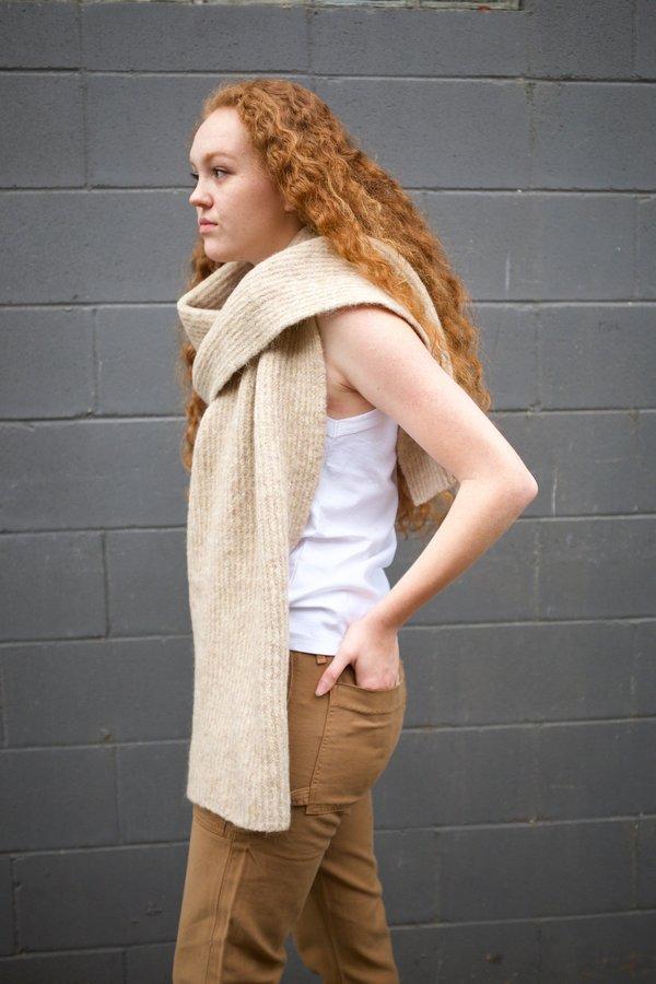 Paloma Wool Lafelice Cardigan Scarf