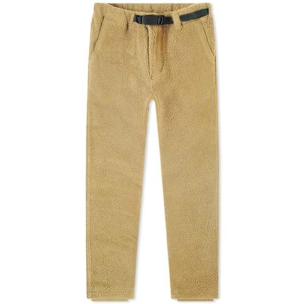 Boa Fleece Truck Pants