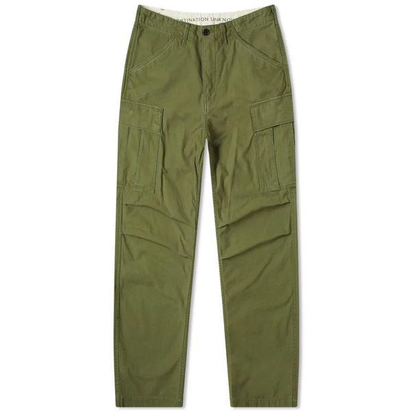 6 Pocket Army Pants 'Olive'