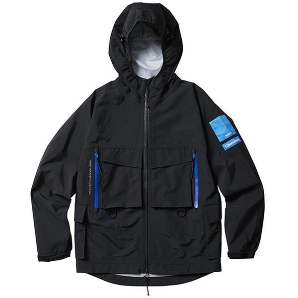 Alpinist 3Layer Jacket 'Black'