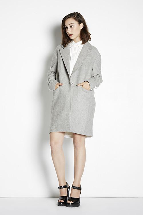 Cameo No Light Coat