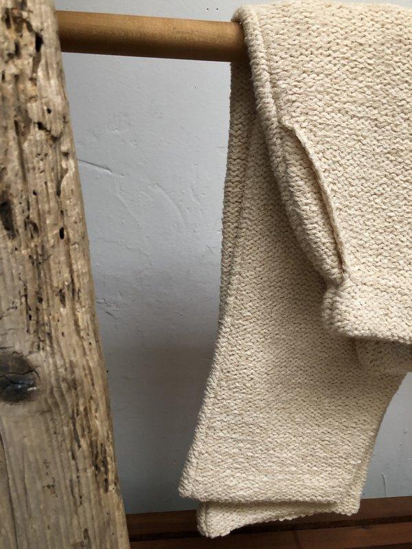 Atelier Delphine Open Knit Mid Length Pant