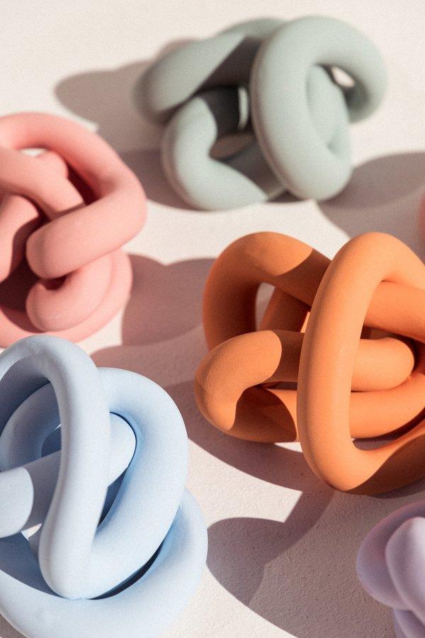 Arowm Jumbo Knot - pink #1