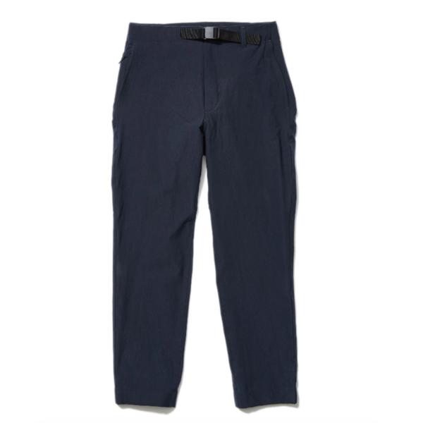 Goldwin Regular Stretch Chino Trousers - Navy