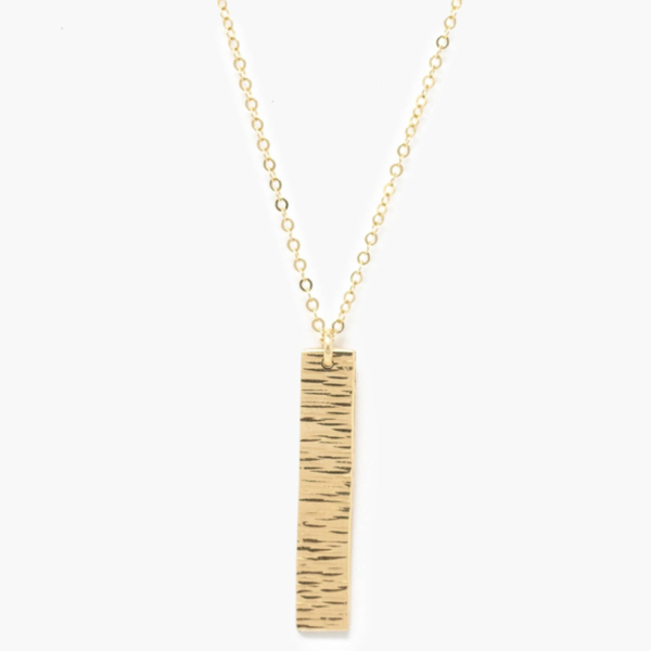 Able Luxe Citadel Necklace - gold