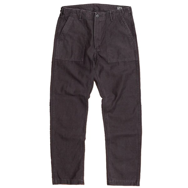 Orslow Army Fatigue Slim Fit Pants - Green