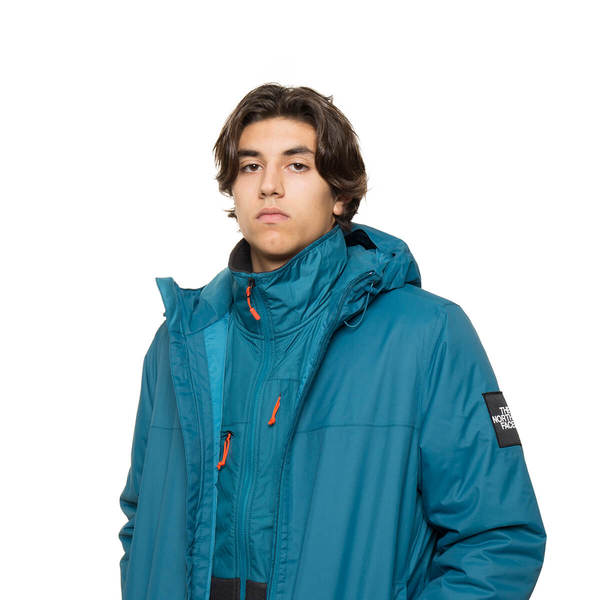 THE NORTH FACE Mount Q Insulated jacket - Blue
