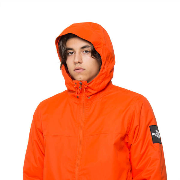 THE NORTH FACE M Mount Q Insulated jacket - orange