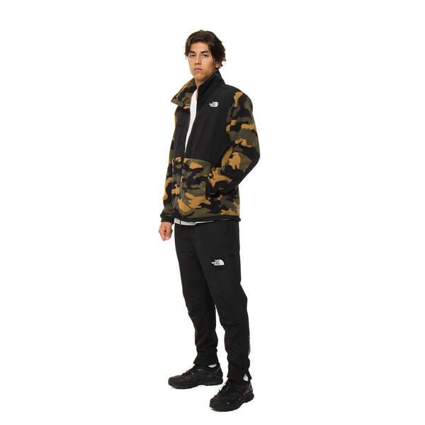 The North Face Denali Jacket - Black/Camo