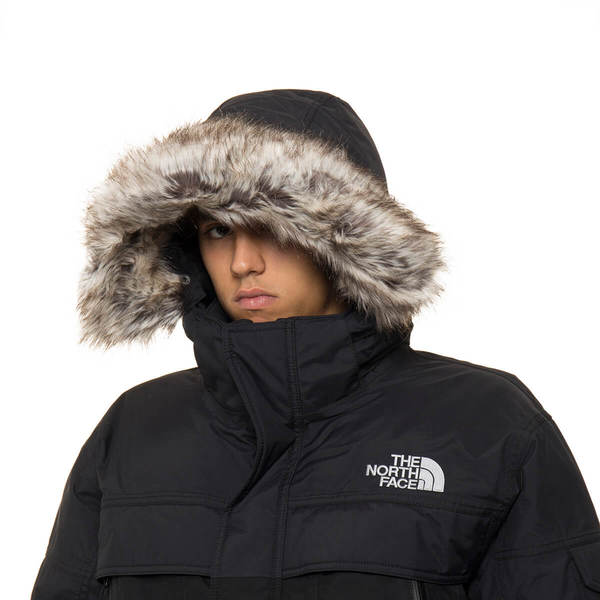 THE NORTH FACE McMurdo 2 Jacket - Black