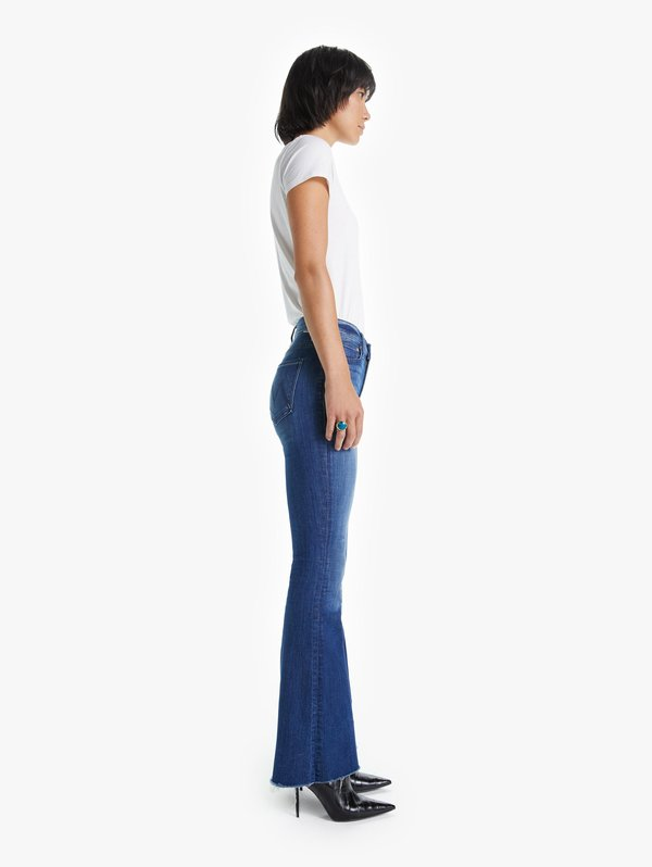Mother Denim Weekender Fray Jeans - Bazaar Adventures