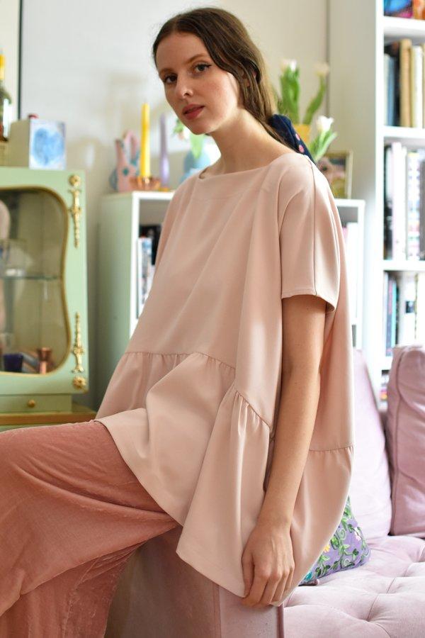 Noémiah Camelia Top - Pink