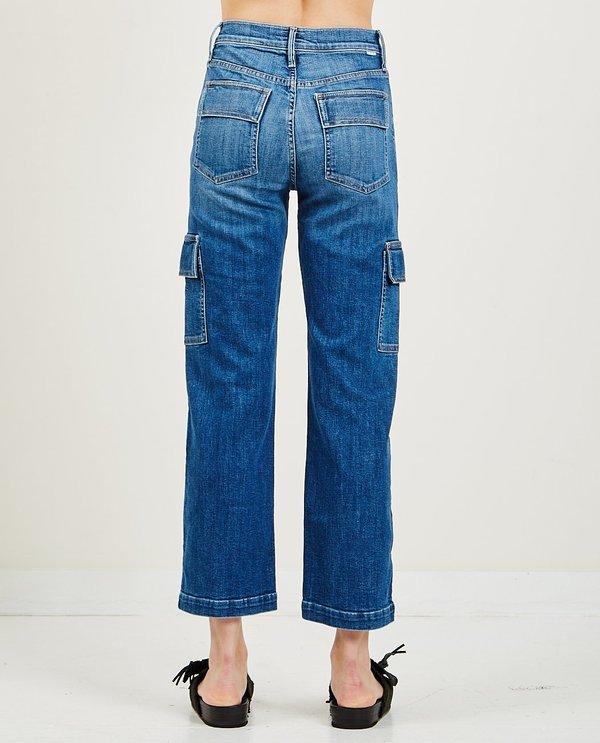 Mother Denim The Rambler Cargo Ankle Jeans - Fruit Carts