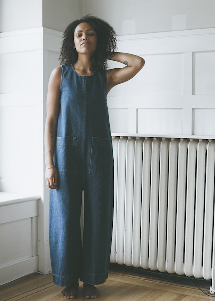 Ilana Kohn Harry Jumpsuit - Denim
