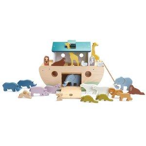Tender Leaf Toys Noah's Wooden Ark