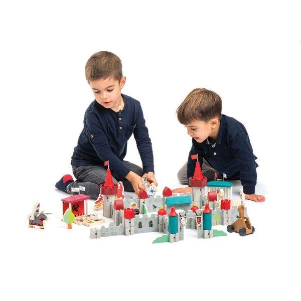 KIDS Tender Leaf Toys Royal Castle