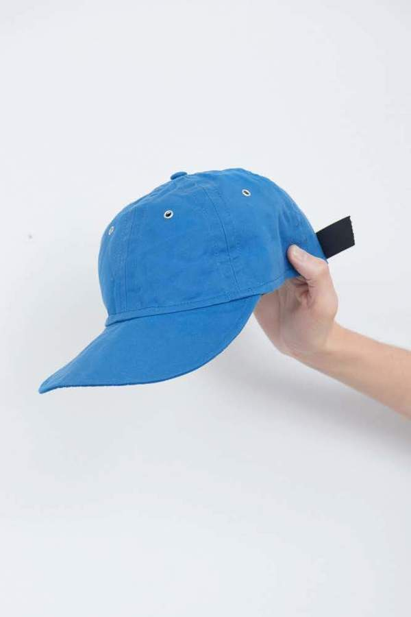 Camiel Fortgens Waterproof Cotton Cap - Blue