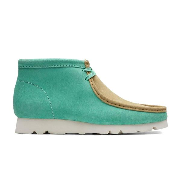 Clarks Wallabee Gen Shoe - Cool Blue