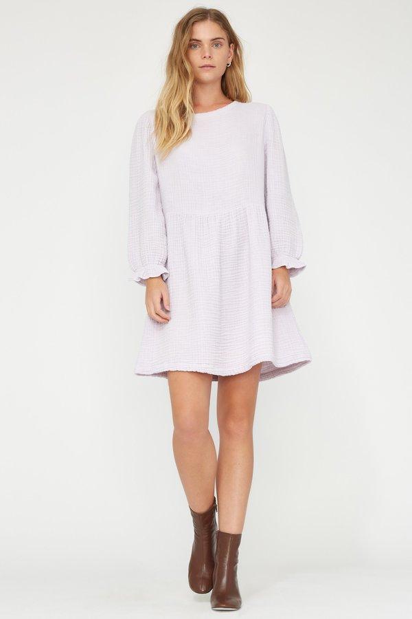 Lacausa Josie Dress - Lilac