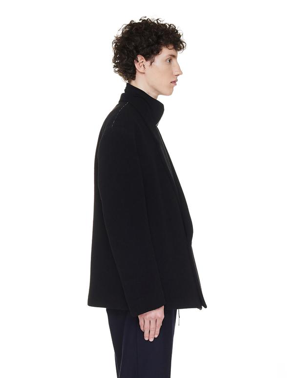 Fear of God x Zegna Wool Double Breasted Blazer Jacket - Black